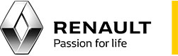 Logo: Renault - Passion for life